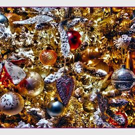 Christmas tree by Darko Kordic - Artistic Objects Still Life
