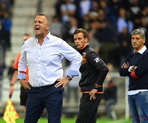 """John van den Brom : """"C'est de notre faute"""""""