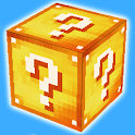 Maps Lucky Block for MCPE icon