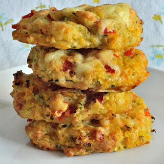 Vegetable and Cheese Bites