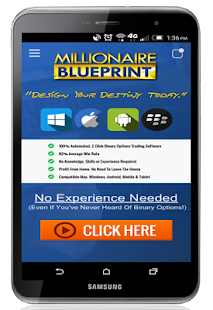 Binary millionaire blueprint android apps on google play binary millionaire blueprint screenshot thumbnail malvernweather Image collections