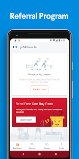 Download Go24 Fitness For PC Windows and Mac apk screenshot 3