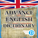 Advanced English Dictionary Offline-Free download icon