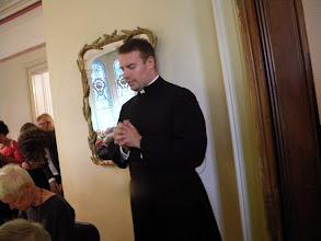 Photo: Fr. Peter Lenox