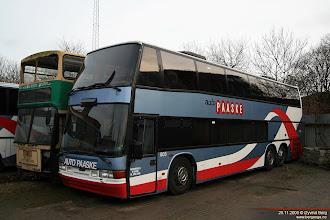Photo: #803: NS 92 165 hos Vikingbus på Amager, København, 26.11.2008.