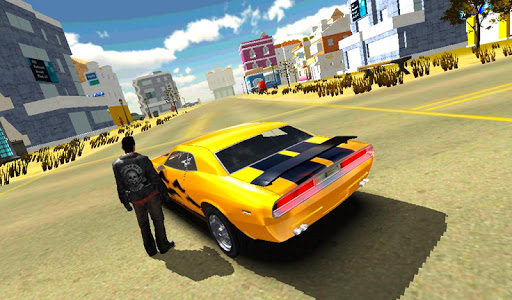 Real City Traffic Driver 3D