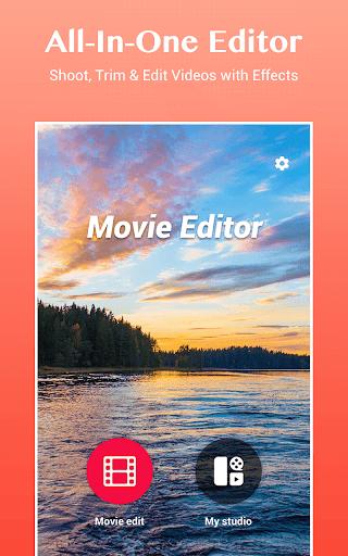 Video Maker with Music,Photos,Effect&Video Editor 1.5.0 screenshots 1