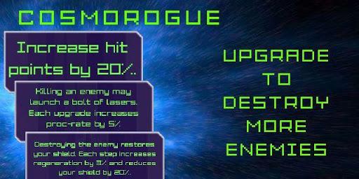 CosmoRogue 0.2.13 screenshots 1