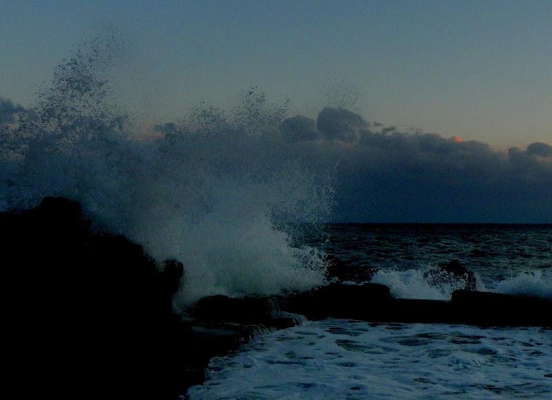 Spruzzi al tramonto di mariateresacupani