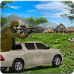 Frontline Shooter Warfare Game Icon
