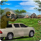 Frontline Shooter Warfare Game