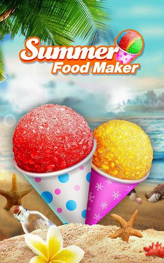 Summer Food Maker: Snow Cone