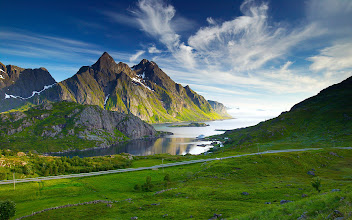 Photo: http://bit.ly/GLI6uC : Nordic Landscape