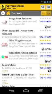 Cayman Islands Yellow Pages screenshot 4