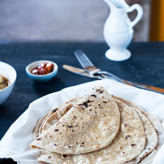 Chapati Wraps Recipes