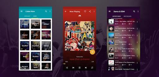 Muzi Free - Mp3 Online Songs - Music Player app (apk) free download