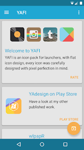 YAFI yet another flat icons v1.7.8