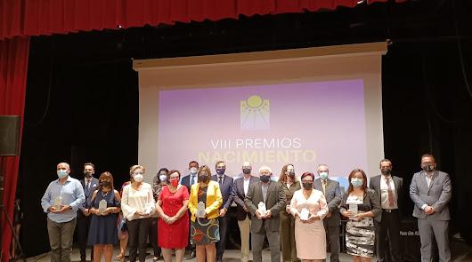 Homenaje al esfuerzo de una comarca: Gérgal acoge los VIII Premios Nacimiento