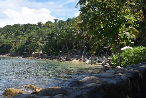 las caletas.jpg - Las Caletas beach, a half hour boat ride from Puerto Vallarta.