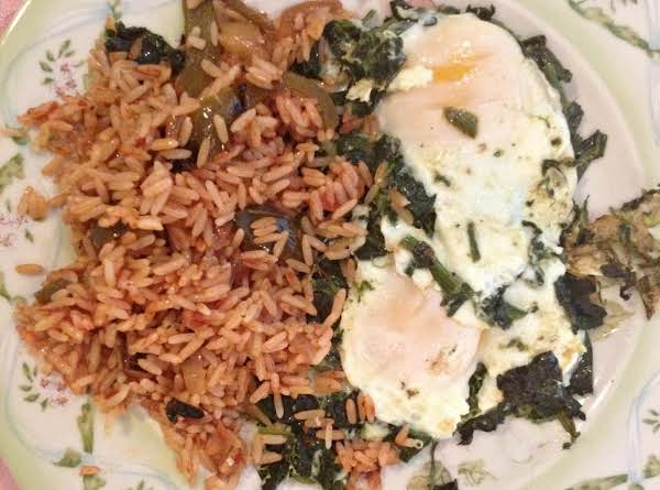 Iberia Rice With Eggs Recipe