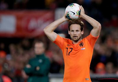 """Daley Blind à propos de la qualification : """"Ce n'est possible qu'aux Pays-Bas"""""""