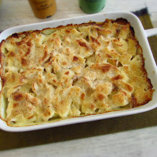 Cod in the Oven with BéChamel Recipe