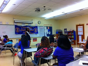 Photo: University High School Interact Club - March 4, 2015