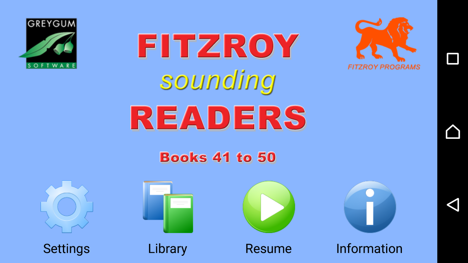 Fitzroy 41-50- screenshot