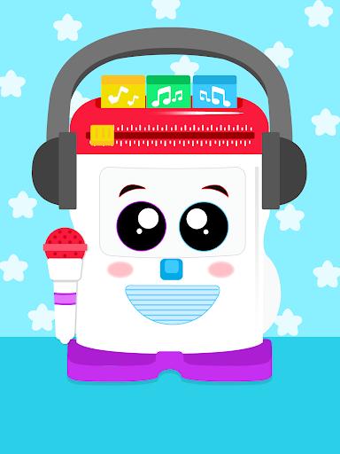 Baby Radio Toy. Capturas de pantalla del juego para niños 5