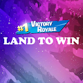 Land to win