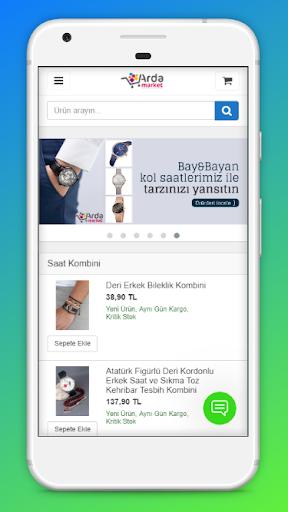 Arda Market screenshot 4