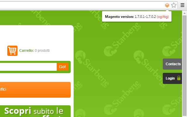 Version Check for Magento