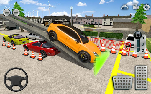 5th Wheel Car Parking: Driver Simulator Games 2019 2.2 de.gamequotes.net 5