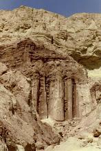 Photo: #008-Amram's pillars dans le désert du Néguev