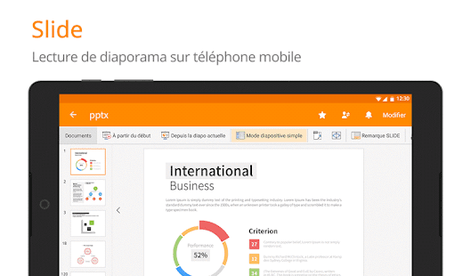 Polaris Office - Word, Docs, Sheets, Slide, PDF Capture d'écran