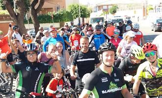 Ruta Cicloturística Roquetas de Mar-Aguadulce