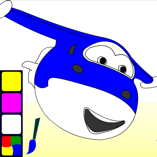 着色游戏  挺好 教育 App LOGO-硬是要APP