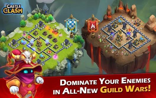 Castle Clash Gratis