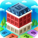 My Little Town : Number Puzzle icon