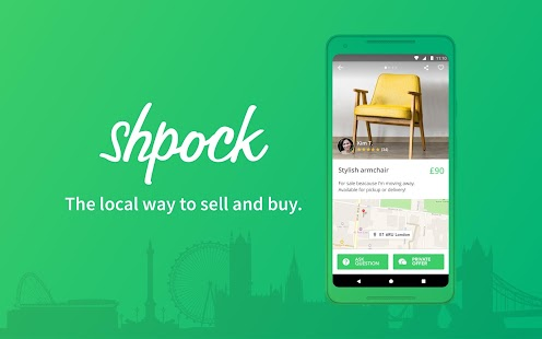 Shpock - The local way to sell and buy Screenshot