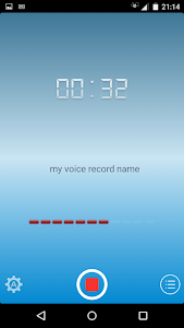 Voice Note screenshot 0