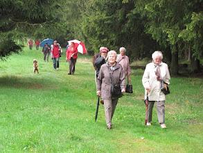 Photo: Seniorenspaziergang zum Brockenbäcker