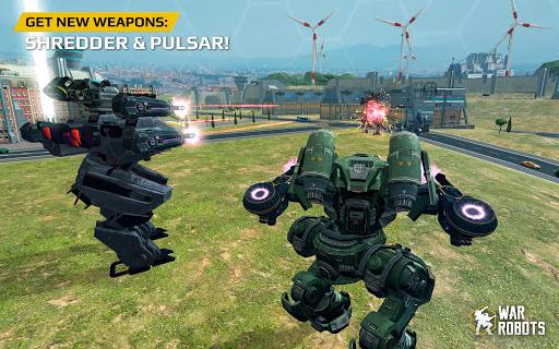War Robots screenshot 7