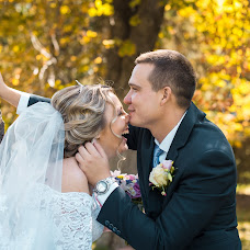 Wedding photographer Sergey Vorobev (SVorobei). Photo of 16.10.2017