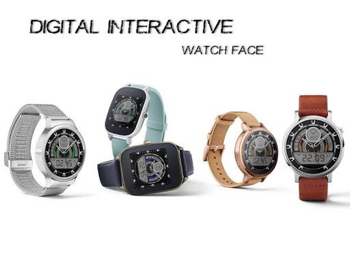 Digital Interactive Watch Free
