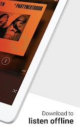 Deezer Music & MP3 Player: Songs, Radio & Podcasts APK screenshot thumbnail 11