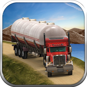 Off Road Cargo Oil Truck for PC and MAC
