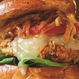Moosewood's Classic Tofu Burgers