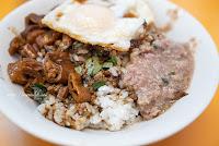 大腸滷肉飯