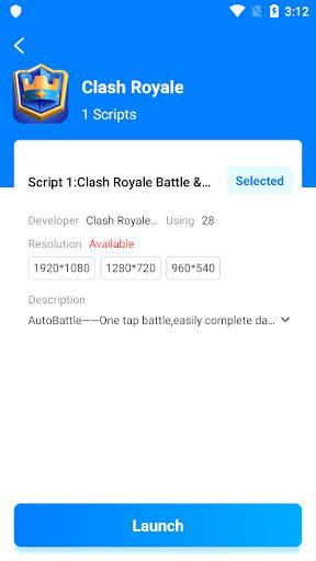 MagicFox-Auto Clicker for COC & CR cheat hacks